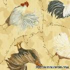 tessuto country galline