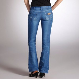 Jeans country da donna